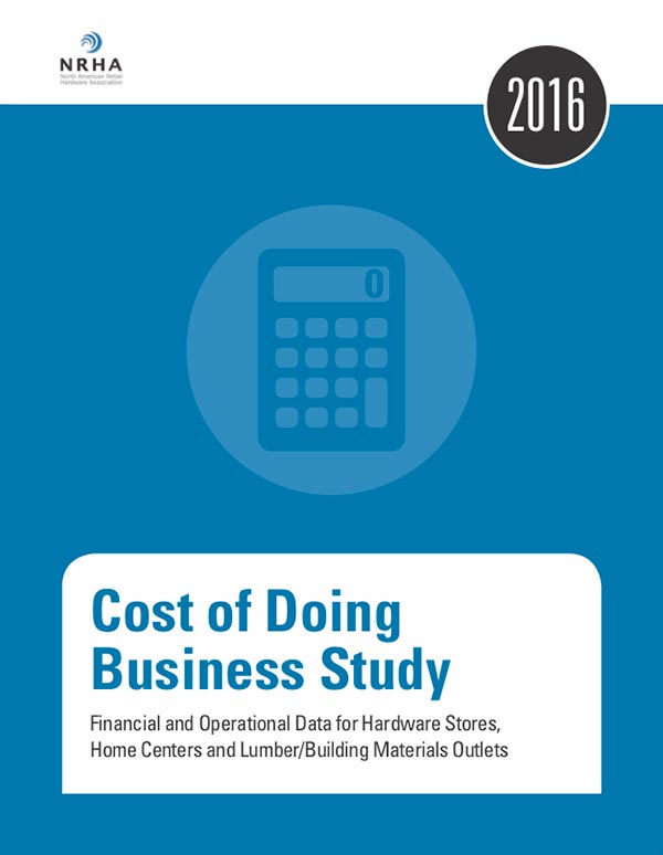 2016 Cost of Doing Business Study