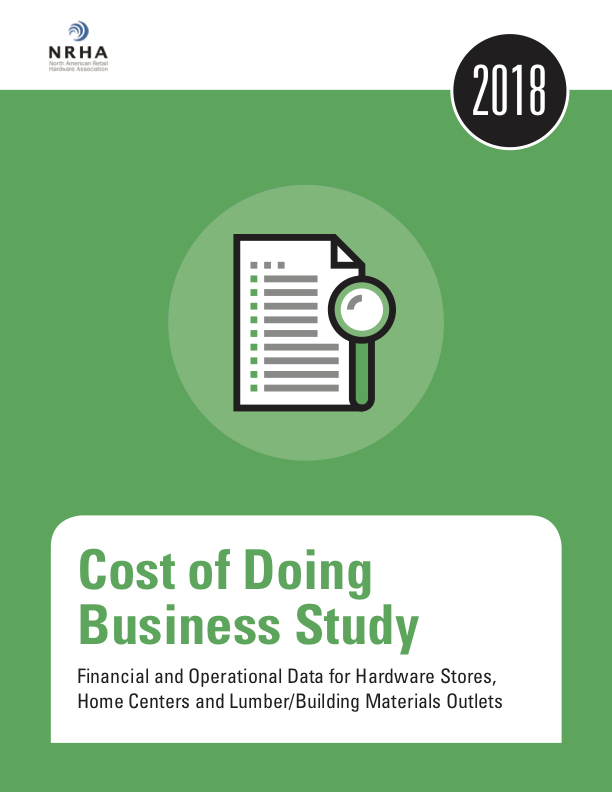 2018 Cost of Doing Business Study