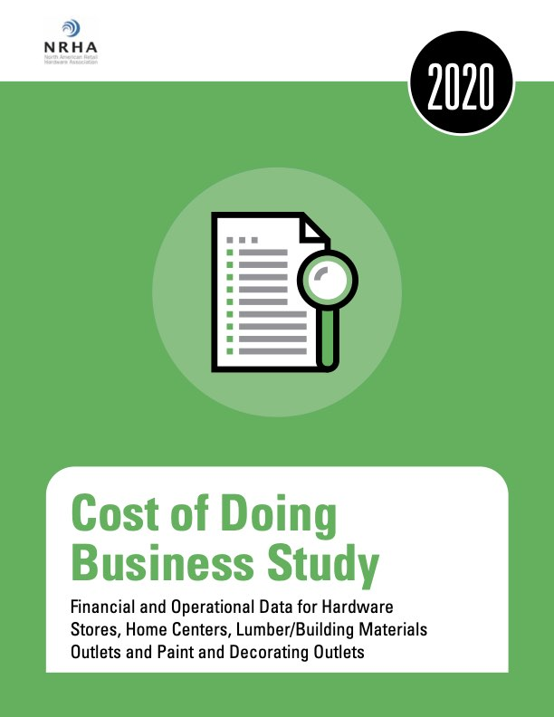 2020 Cost of Doing Business Study