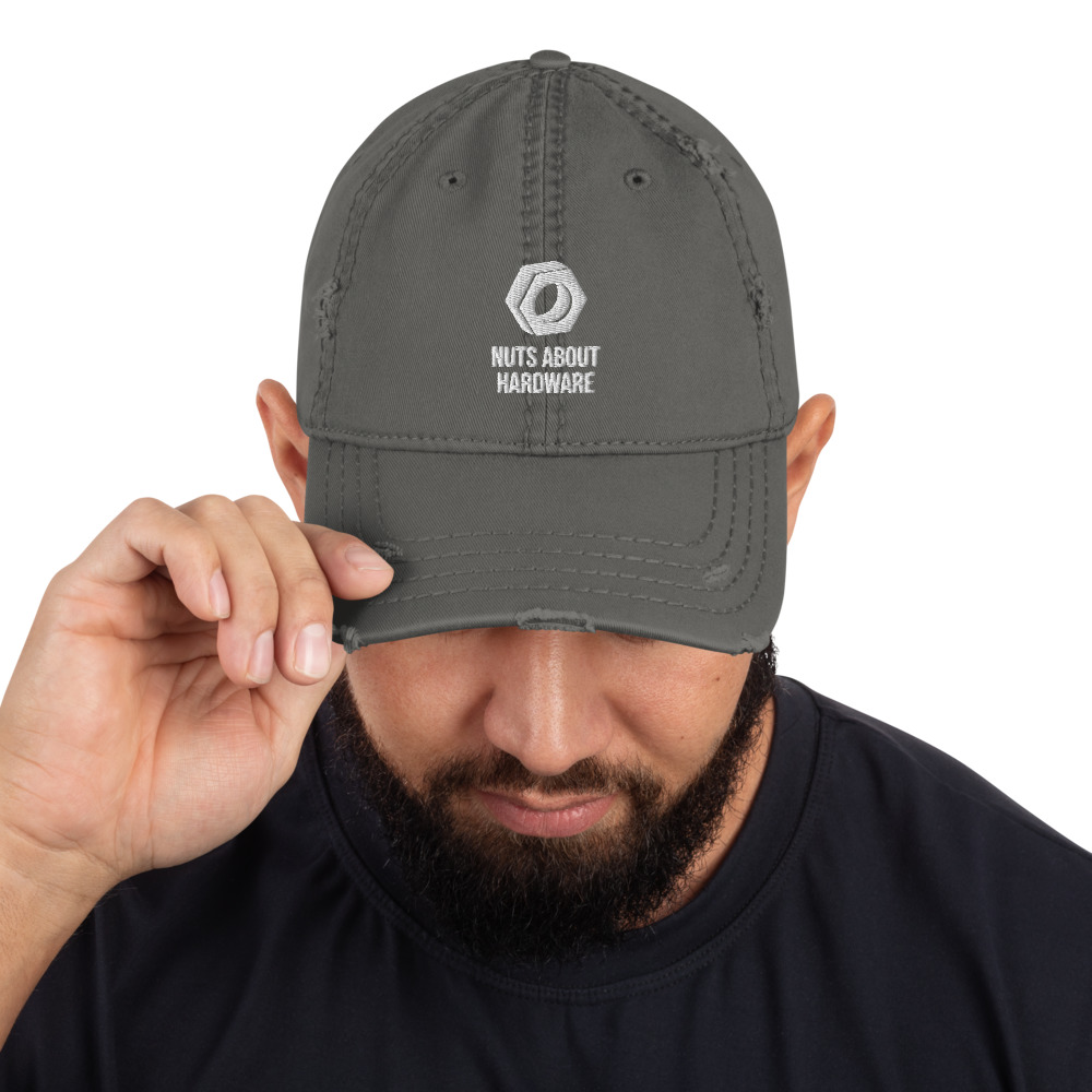 Nuts About Hardware (hat)