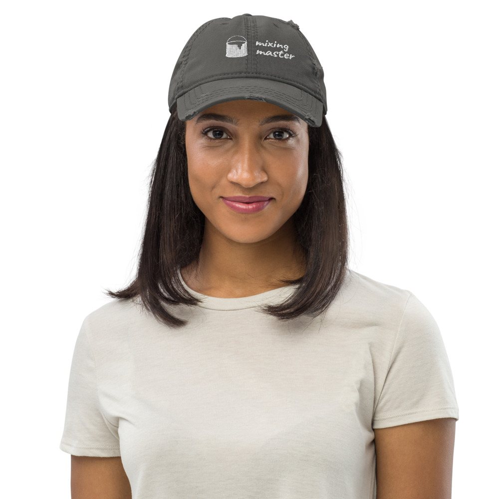 Mixing Master (hat)