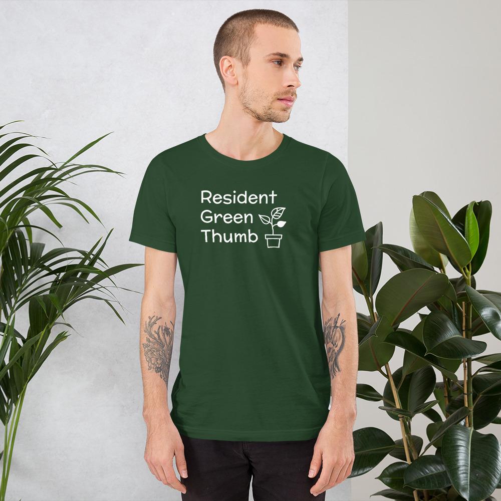 Green Thumb Unisex