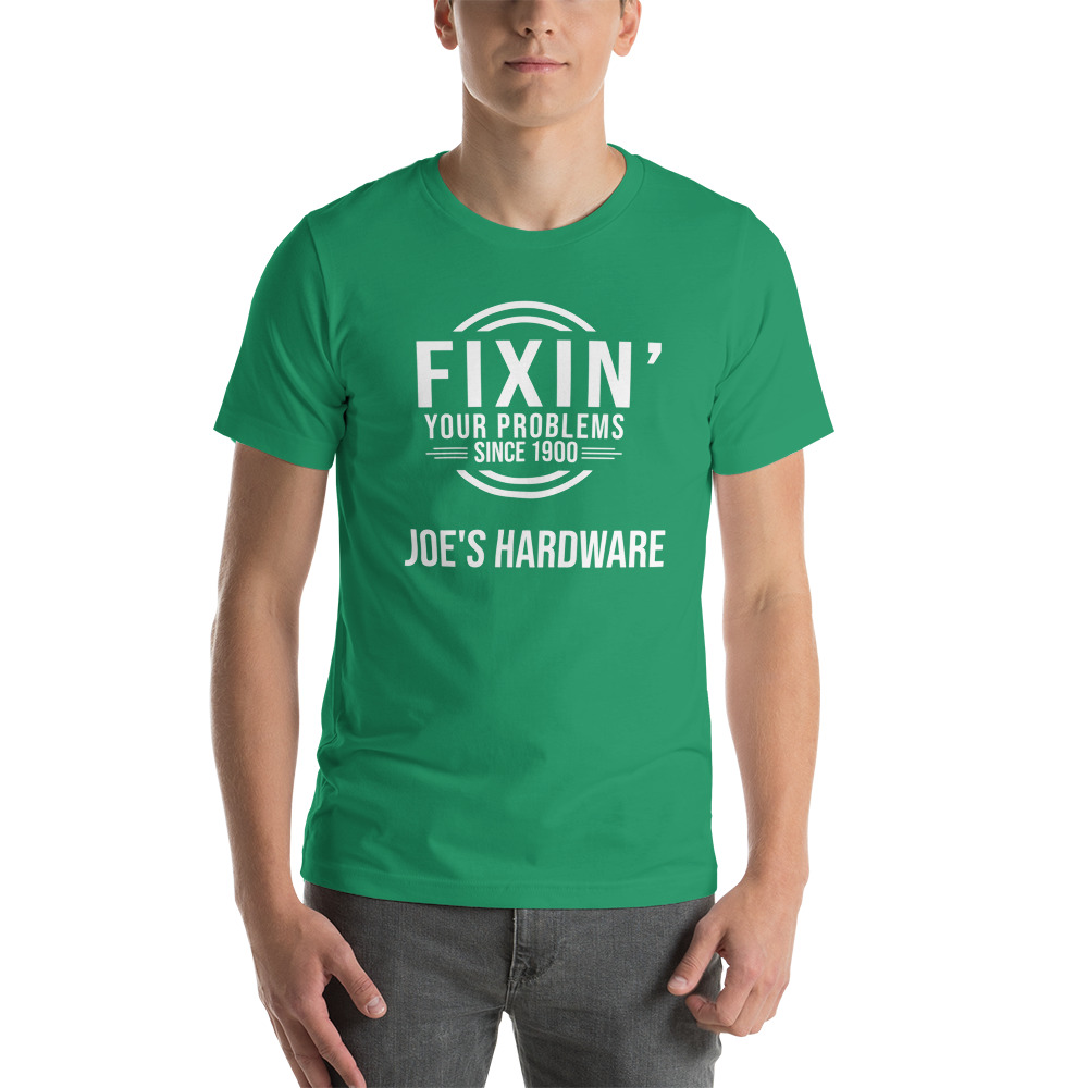 Fixin' Your Problems - Customizable